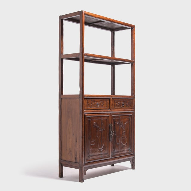 Mid 19th Century 19th Century Chinese Scholars' Shelf For Sale - Image 5 of 10