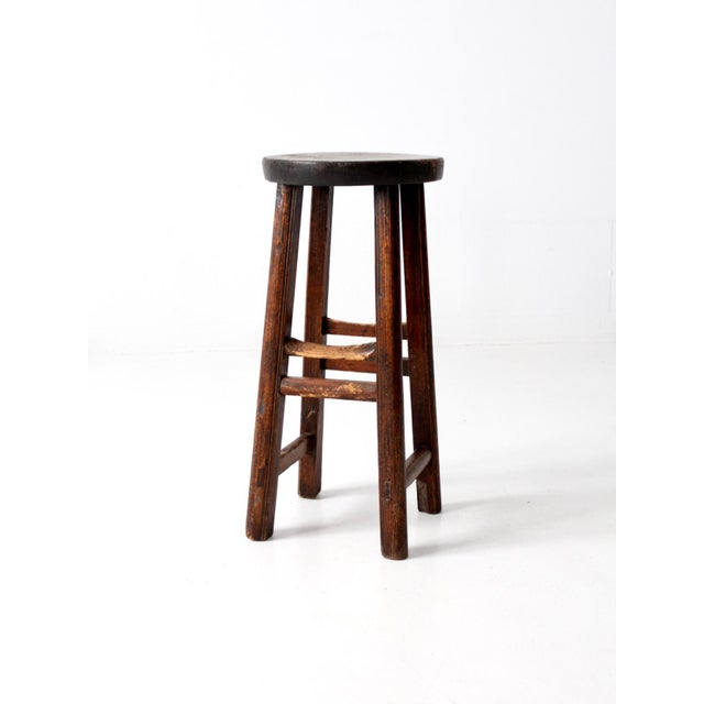 Antique Chinese Stool For Sale - Image 11 of 11