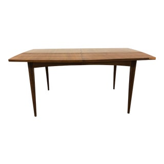 Vintage Mid Century Modern Dining Table by Broyhill Furniture For Sale