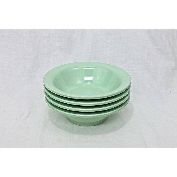Vintage Boontonware Dinnerware - Set of 4 For Sale - Image 7 of 9
