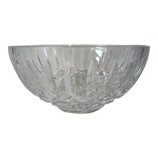 1980s Waterford Classic Bowl For Sale