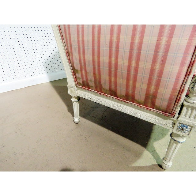 Swedish Style Bergere For Sale - Image 12 of 13