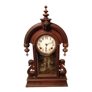 1880 Ansonia Mantle Clock For Sale