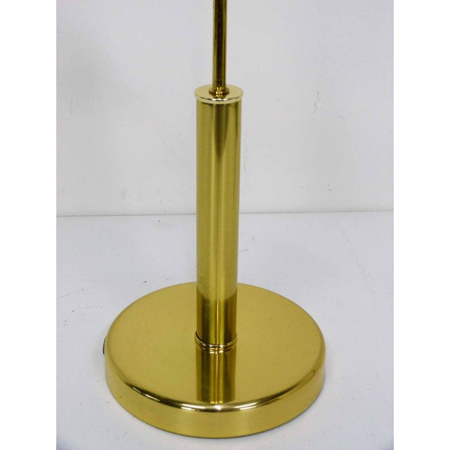 Brass Orb Ball Articulating Desk Lamp - Image 7 of 9