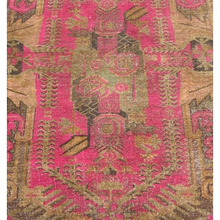 Early 20th Century Antique Khotan Handmade Rug - 5′4″ × 9′1″ - Size Cat. 5x8 6x9 Preview