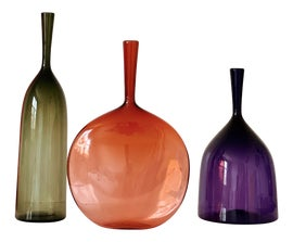 Image of Purple Vessels and Vases