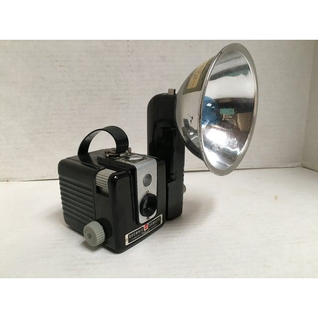 Kodak Hawkeye Brownie Camera With Flash For Sale - Image 7 of 10
