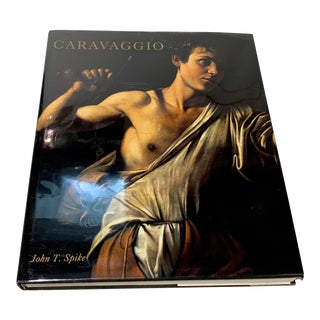 Caravaggio Large Size Coffee Table Art Book For Sale