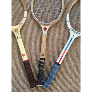 Vintage Tennis Rackets- Set of 3 Preview