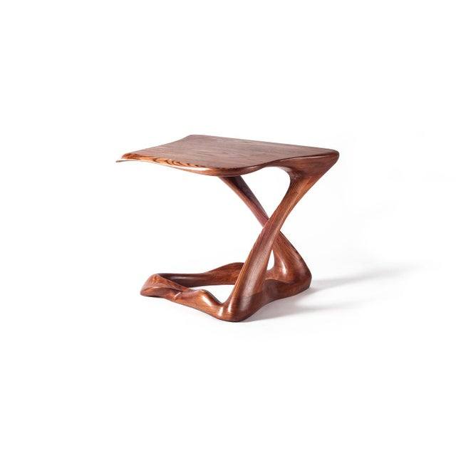 Wood Custom Tryst Table For Sale - Image 7 of 7