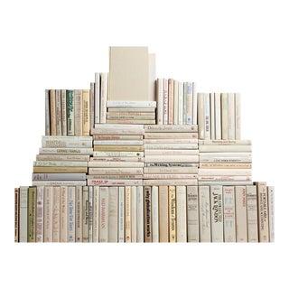 Modern Neutral Book Wall, S/100