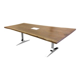 Elle Live Edge Conference Table For Sale