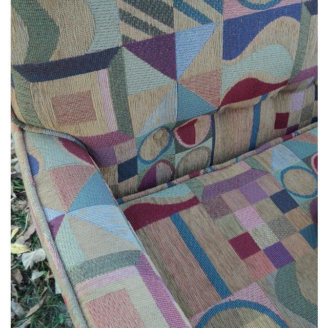 Mid-Century Modern Lounge Club Chair - Image 9 of 9