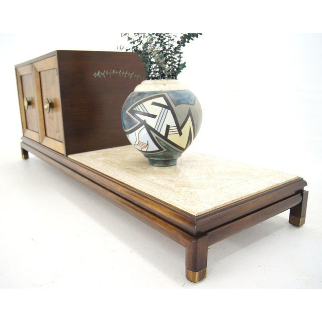 1970s Renzo Rutily Mid-Century Modern Credenza For Sale - Image 5 of 9