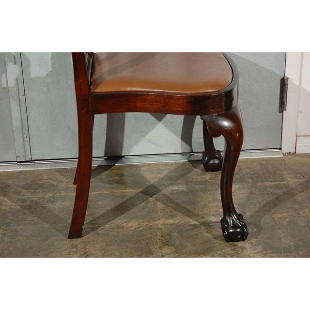 Chippendale Style Side Chairs - Set of 6 - Image 8 of 8
