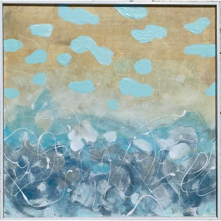 Beth Downey Abstract Seascape 1 For Sale
