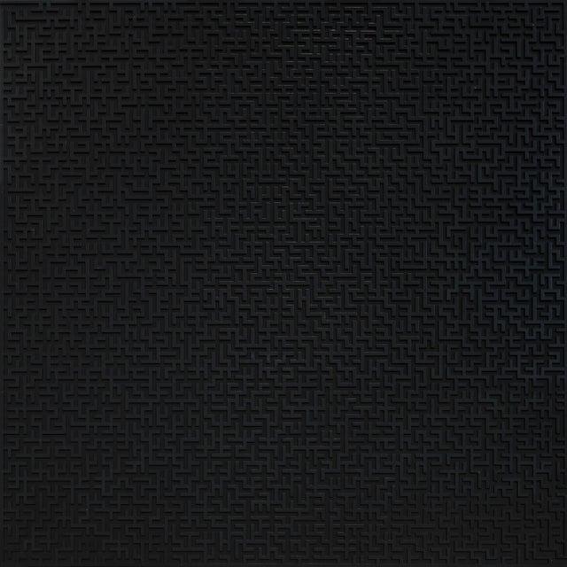 "Abstract Natasha Kohli, ""Blackwould"" For Sale - Image 3 of 3"