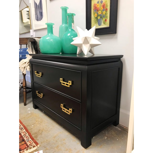 Asian Century Furniture Chin Hua Nightstand / Dresser For Sale - Image 3 of 6