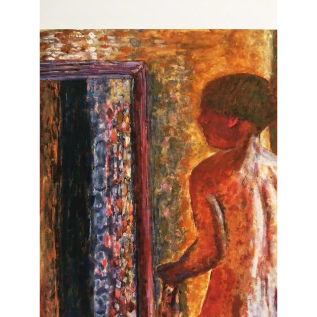 """Pierre Bonnard """"Nude at Mirror"""" Print For Sale In New York - Image 6 of 7"""