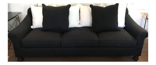 ralph lauren sofa. Ralph Lauren Home Bel Air Apartment Sofa