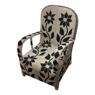 Yuroba Beaded Arm Chair