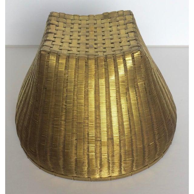 Solid Brass Basket - Image 5 of 7