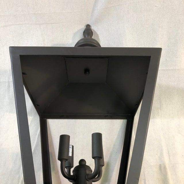 Troy Lighting Mumford 4-Light Outdoor Post Lantern For Sale In Washington DC - Image 6 of 12