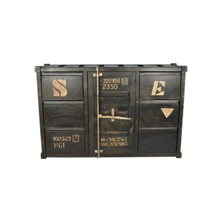 Amalie Container Style Cabinet