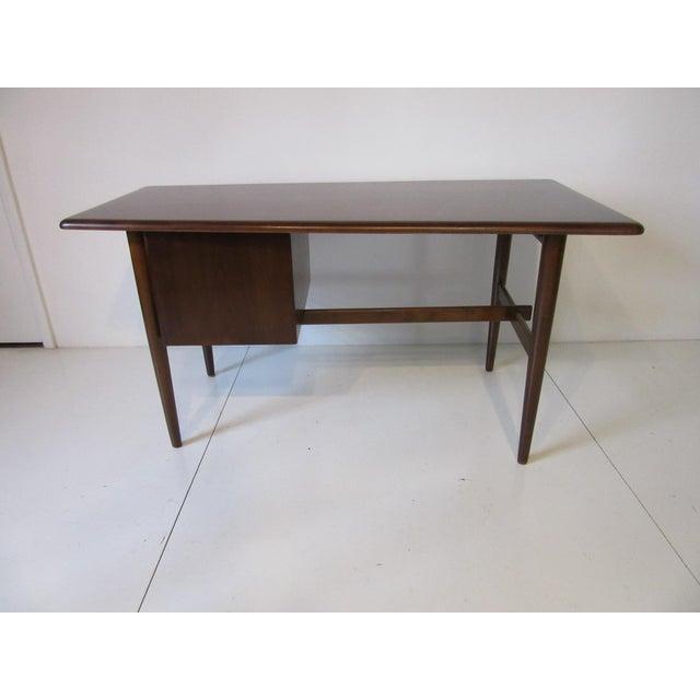 Danish Mid-Century Desk For Sale - Image 9 of 10