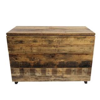 Reclaimed Wood Dresser For Sale