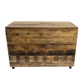 Image of Newly Made Reclaimed Wood Dressers