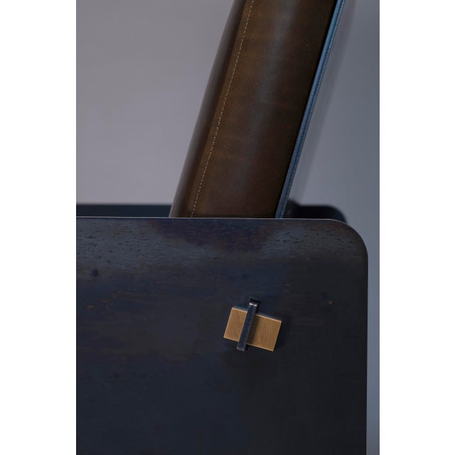 Not Yet Made - Made To Order Argosy Product Division Plate Chair For Sale - Image 5 of 5