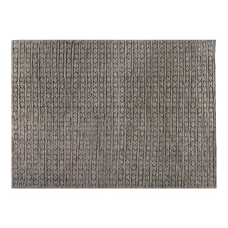 "Stark Studio Rugs Cato Rug in Grey/Brown, 9'0"" x 12'0"" For Sale"