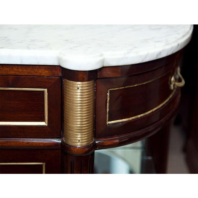 Maison Jansen French Directoire Style Server For Sale In New York - Image 6 of 8