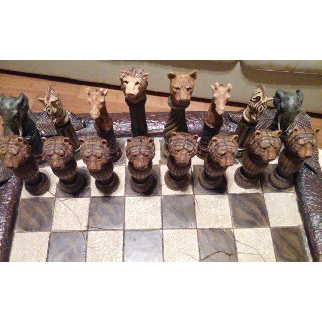 Safari Chess Set - Image 3 of 6