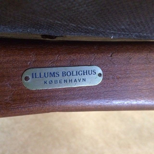 Rare Ib Kofod-Larsen 'Seal' Easy Chair For Sale - Image 10 of 10