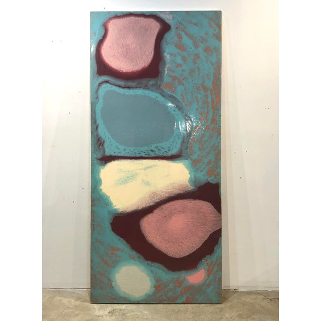 Abstract Painting by Anita Wechsler For Sale In Greensboro - Image 6 of 6