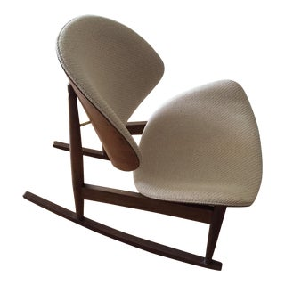 Mid-Century Kodawood Rocking Chair For Sale