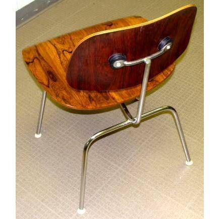 1960s Eames DCM's Rosewood For Sale - Image 5 of 7