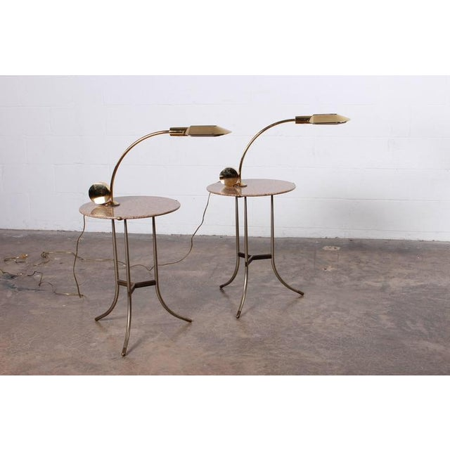 Pair of Side Tables by Cedric Hartman - Image 3 of 10