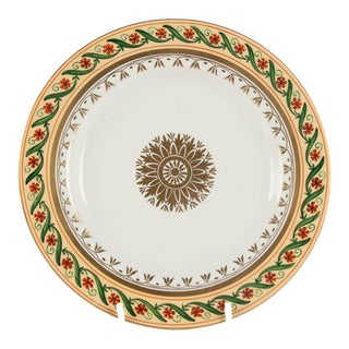 Late 20th Century Directoire Style Dessert Plates by Le Tallec for Tiffany & Co - Set of 8 For Sale