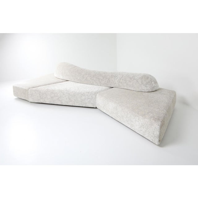 2010s Edra 'On the Rocks' Sectional Sofa by Francesco Binfare For Sale - Image 5 of 11