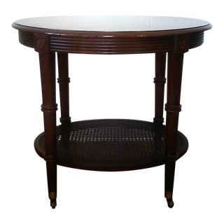 Ethan Allen British Classics Freeport End Table / Side Table For Sale