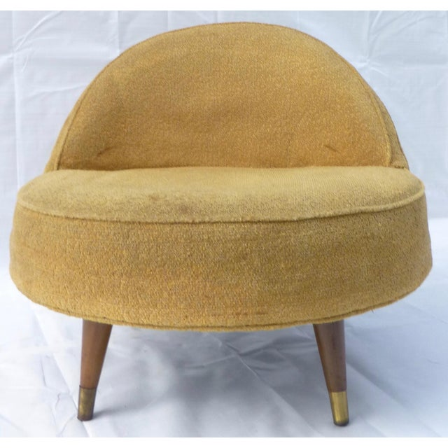Mid-Century Modern Mid-Century Craft Associates Slice Chair For Sale - Image 3 of 11