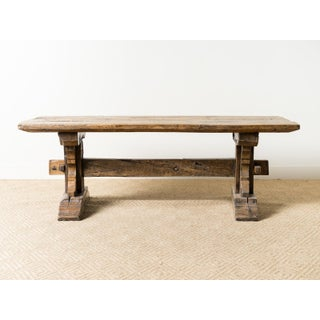 18th Century Trestle Table Preview