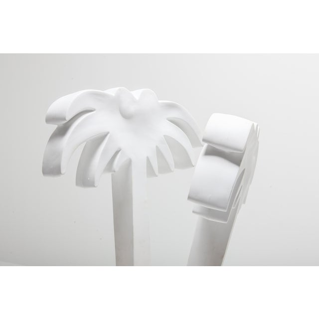 Ceramic 'Paradise Iii' Palmtree Light Sculpture by Daan Gielis For Sale - Image 7 of 9