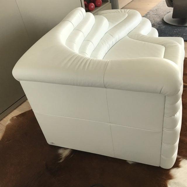 De Sede White Terrazza Sofa - Image 4 of 5