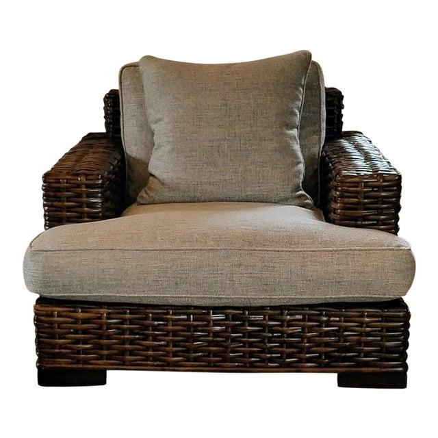 Ralph Lauren Canyon Club Chair For Sale