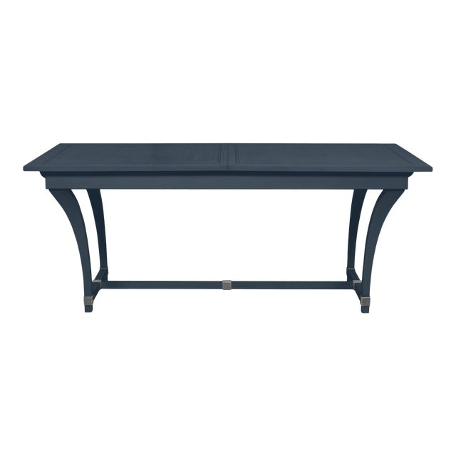 Casa Cosima Living Rhodes Dining Table - Hale Navy For Sale