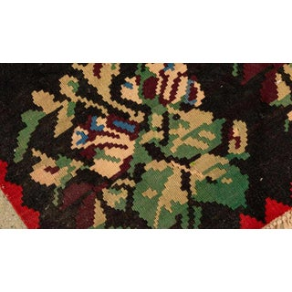 Late 20th Century Vintage Flat Woven Kilim Rug- 8′ × 10′6″ Preview